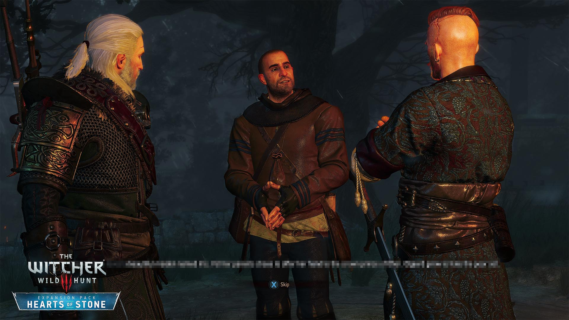 The_Witcher_3_Wild_Hunt_Hearts_of_Stone_Trust_me_after_all_mirrors_never_lie_EN