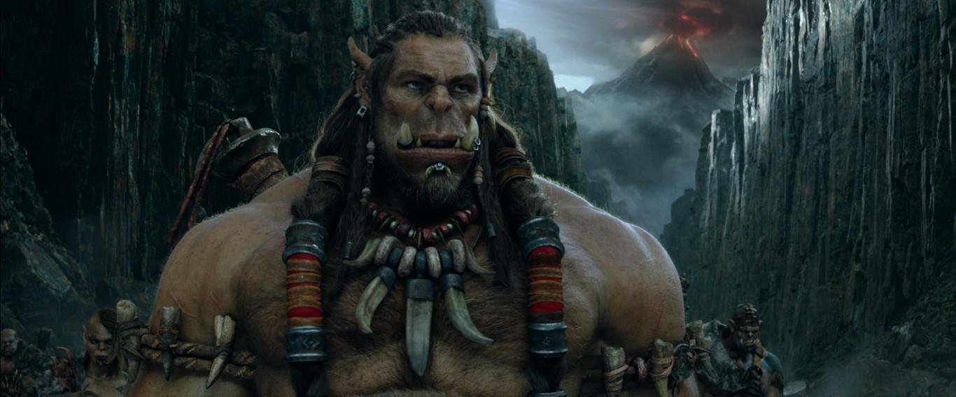 Warcraft - Szenen - Durotan
