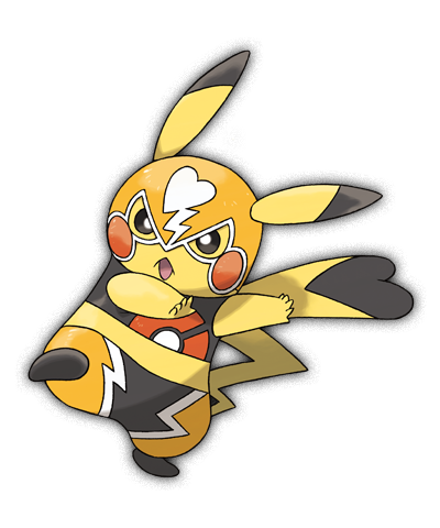 Pikachu_Libre