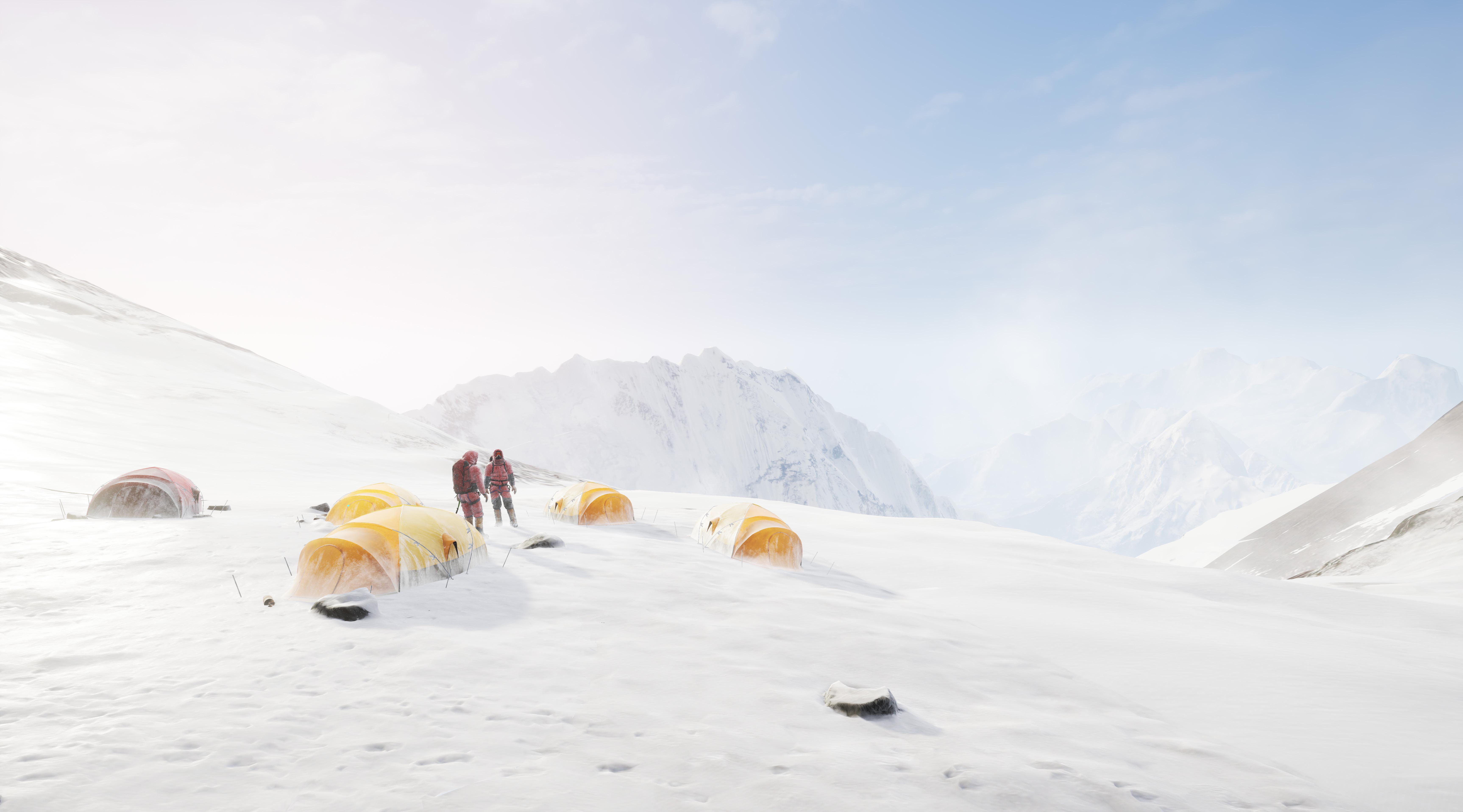EVEREST E3 Screens_Camp4_Screenshot