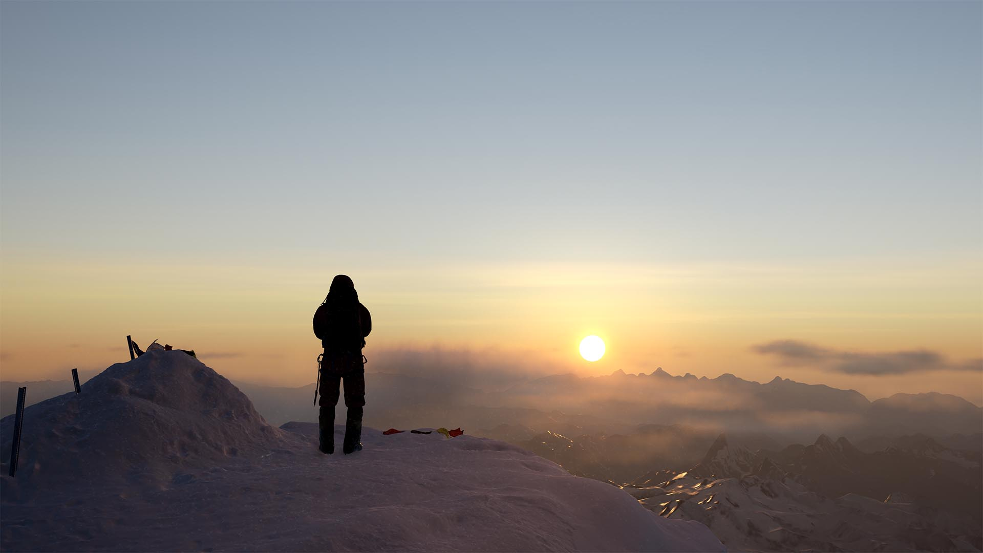 Everest_Sunrise